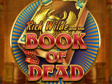 Book Of Dead slot online za darmo