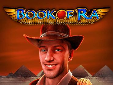 Book Of Ra slot online za darmo
