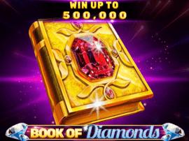 Book of Diamonds gra online za darmo