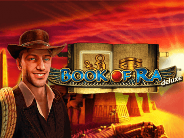 Book of Ra Deluxe gra online za darmo