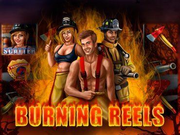 Burning Reels gra online za darmo