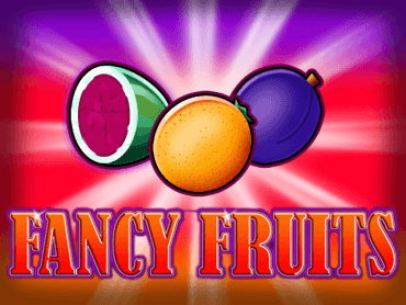 Fancy Fruits slot online za darmo