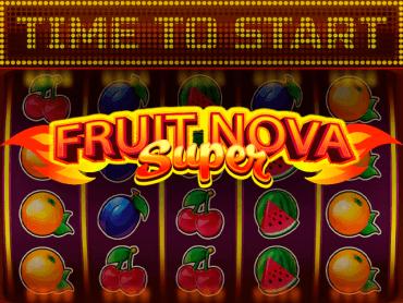 Fruit Super Nova Slot online za darmo