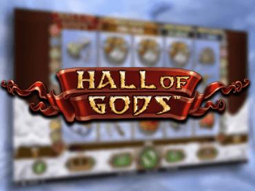 Hall of Gods gra online za darmo
