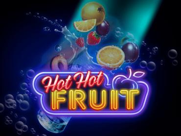 Hot Hot Fruit slot online za darmo