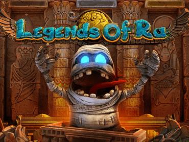 Legends of Ra gra online za darmo