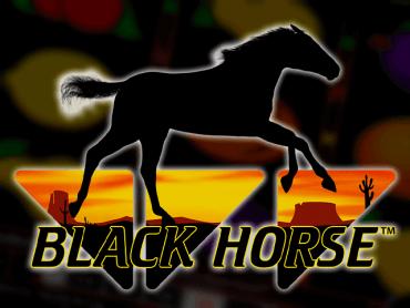 Black Horse slot online za darmo