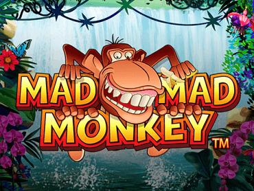 Mad Mad Monkey slot online za darmo