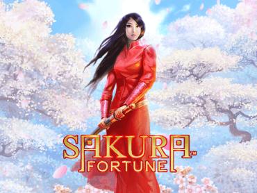 Sakura Fortune gra online za darmo