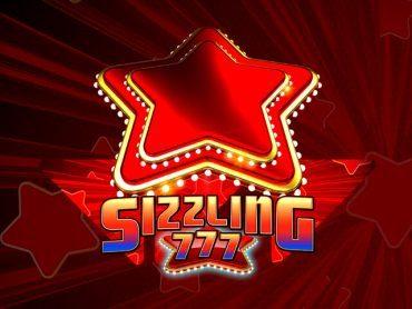 Sizzling 777 gra online za darmo